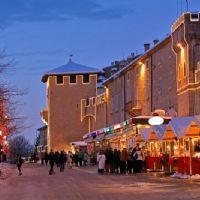 19 Dicembre vieni con noi ai  Mercatini di Natale  !