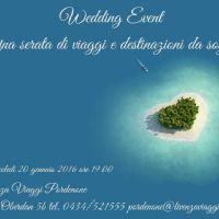 Livenza viaggi  Special Wedding Event !