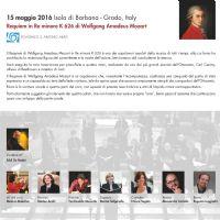 Concerto Voci d'Arte ore 16.30 Santuario di Barbana (Grado)