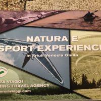 Nuovo Catalogo Natura e Sport Experience in Friuli Venezia Giulia