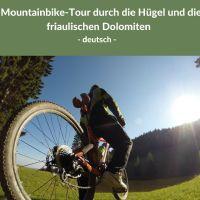 Mountainbike-Tour durch die Hügel und die friaulischen Dolomiten -  Deutsch