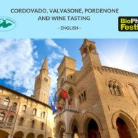 BIO PHOTO FESTIVAL CORDOVADO, VALVASONE, PORDENONE AND WINE TASTING